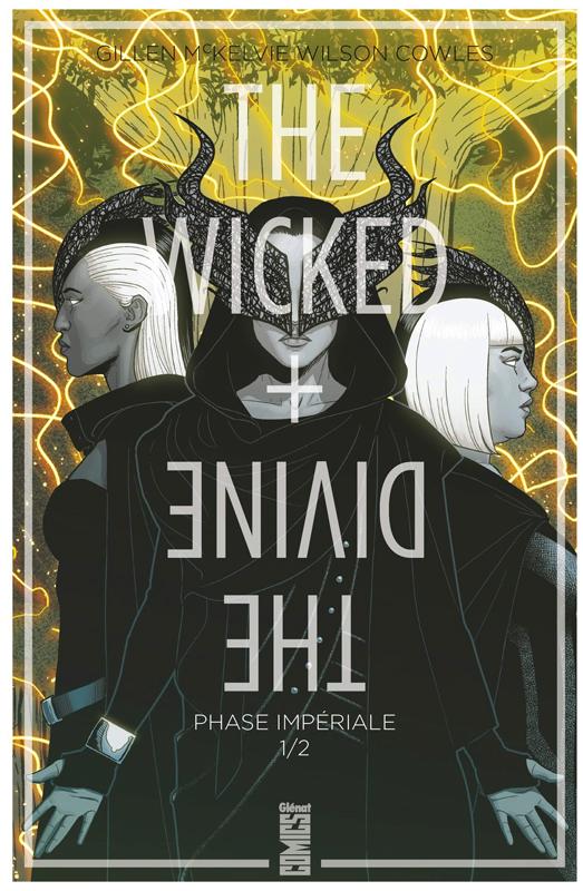 The Wicked + The Divine T5 : Phase impériale (1ère partie) (0), comics chez Glénat de Gillen, McKelvie, Wilson