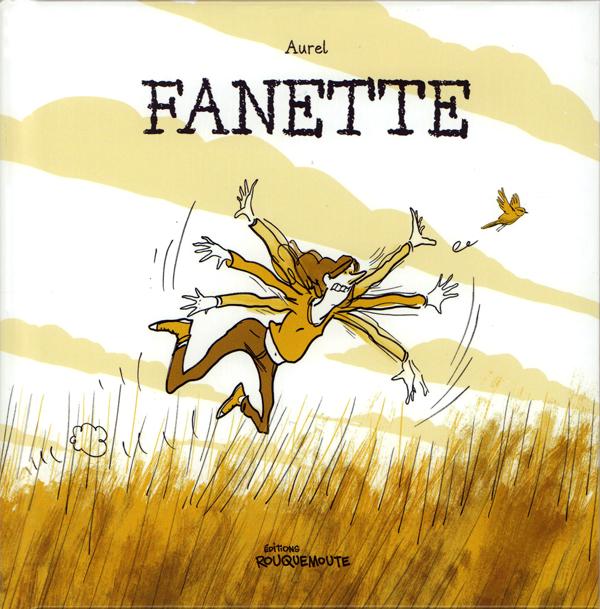 Fanette, bd chez Editions Rouquemoute de Aurel