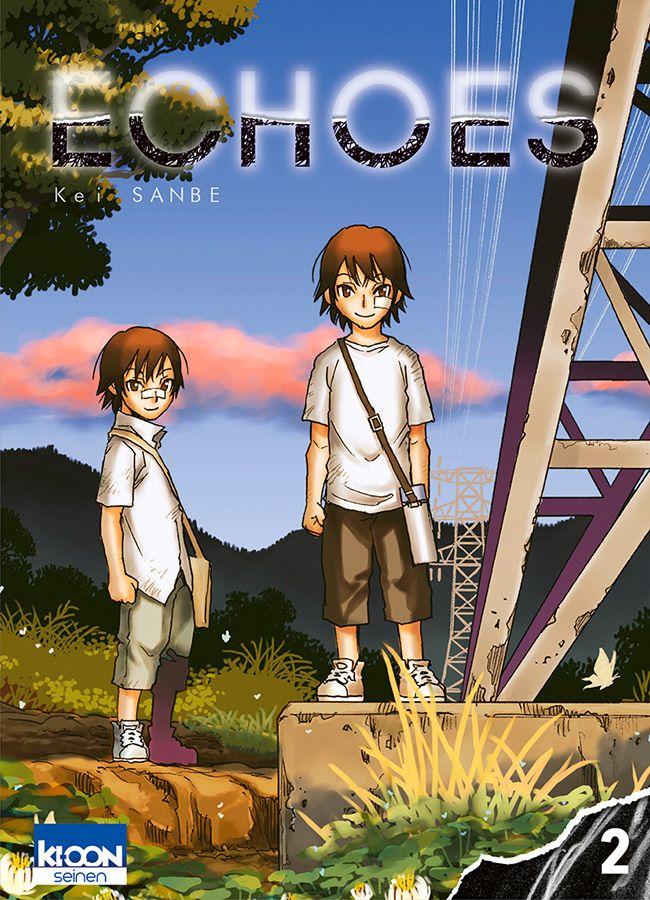 Echoes T2, manga chez Ki-oon de Sanbe