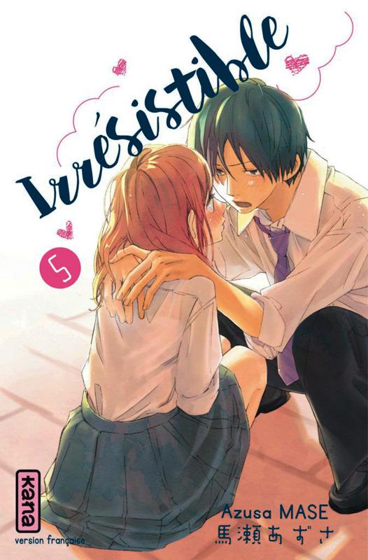 Irrésistible T5, manga chez Kana de Mase