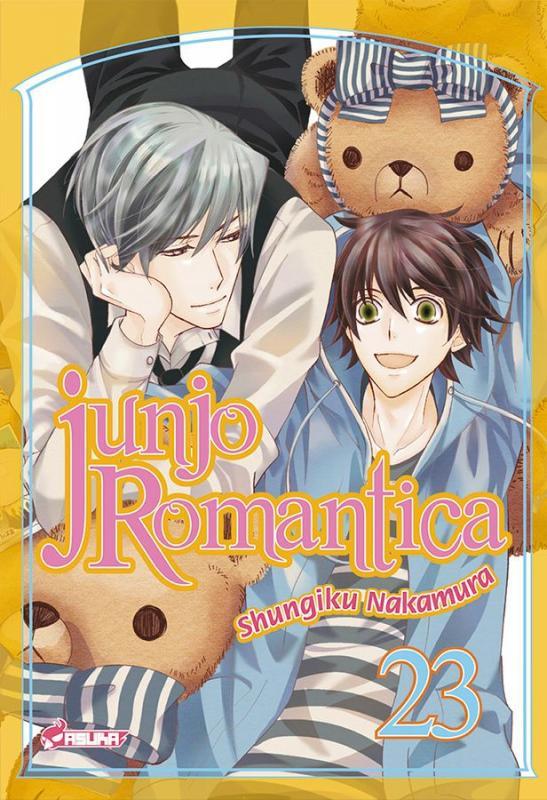 Junjo romantica T23, manga chez Asuka de Nakamura