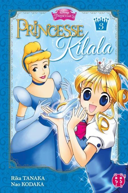 Princesse Kilala T3, manga chez Nobi Nobi! de Tanaka, Kodaka