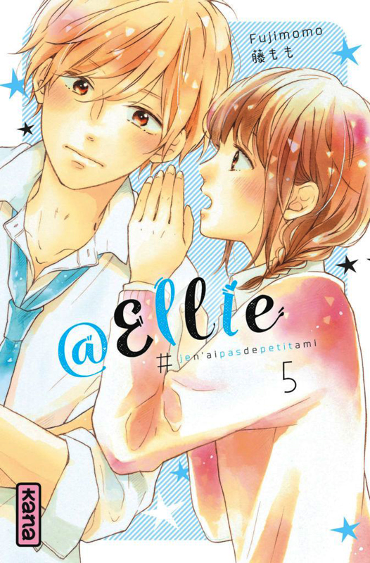 @Ellie T5, manga chez Kana de Fuji