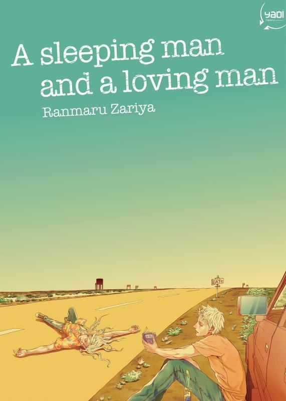 A sleeping man and a loving man, manga chez Taïfu comics de Zariya