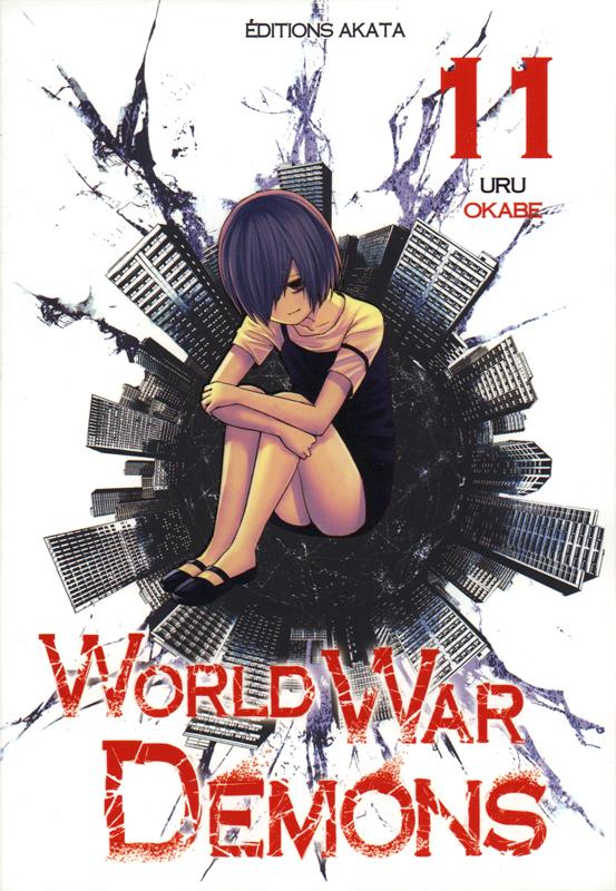 World war demons T11, manga chez Akata de Okabe