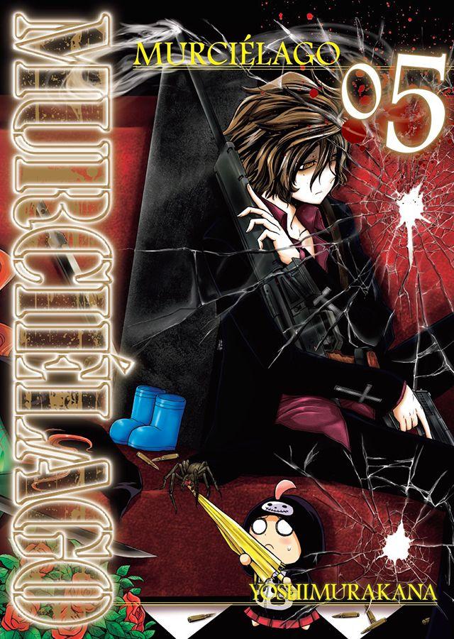 Murciélago T5, manga chez Ototo de Yoshimurakana