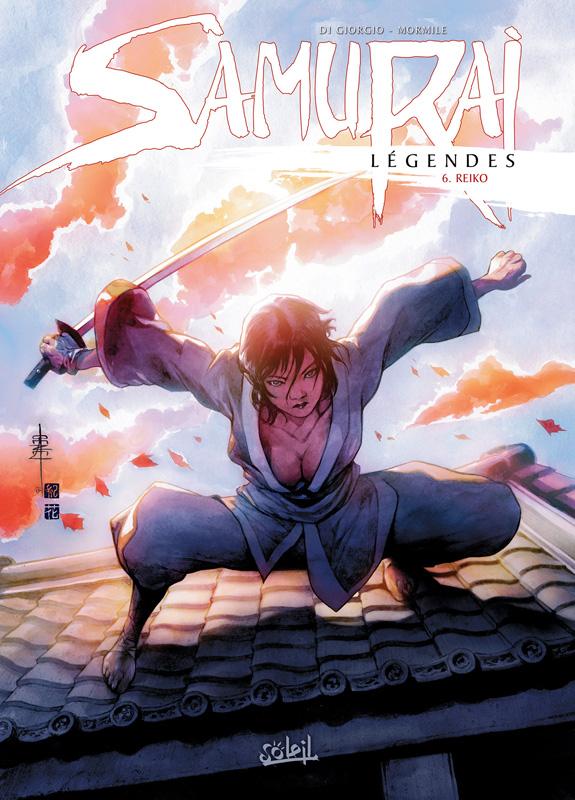 Samurai - Légendes T6 : Reiko (0), bd chez Soleil de Di Giorgio, Mormile, Denoulet