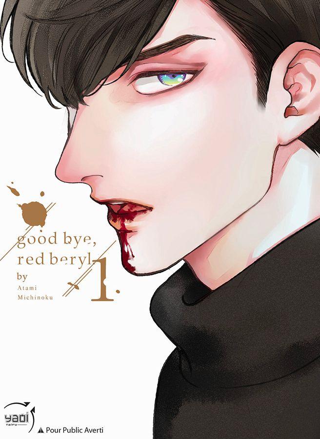Goodbye, Red Beryl T1, manga chez Taïfu comics de Michinoku