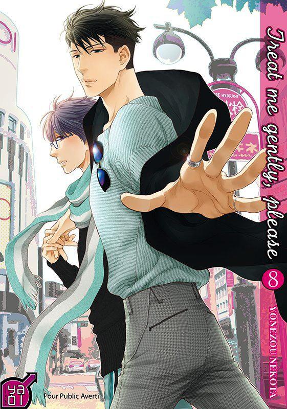 Treat me gently, please T8, manga chez Taïfu comics de Nekota