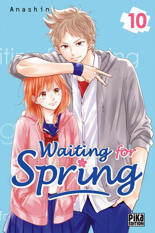 Waiting for spring T10, manga chez Pika de Anashin