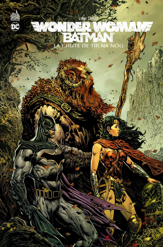 Wonder Woman/ Batman  : La chute de Tir Na Nog (0), comics chez Urban Comics de Sharp, Fajardo Jr