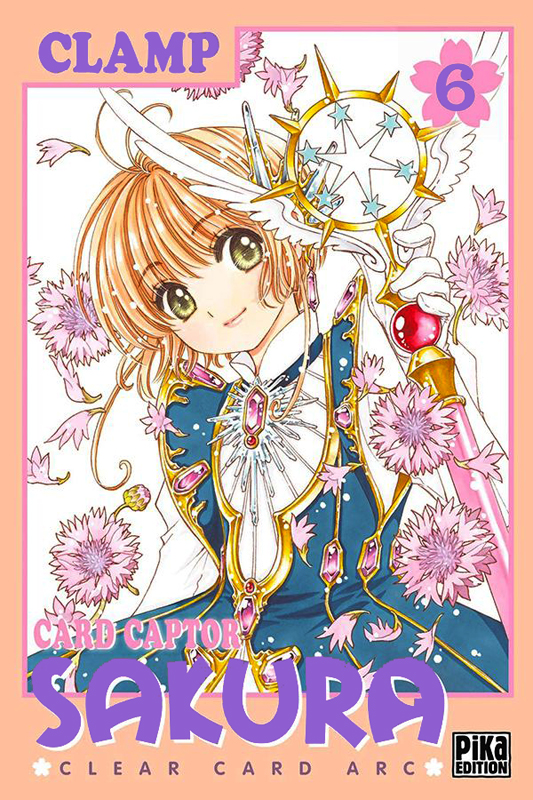 Card Captor Sakura - Clear card arc T6, manga chez Pika de Clamp