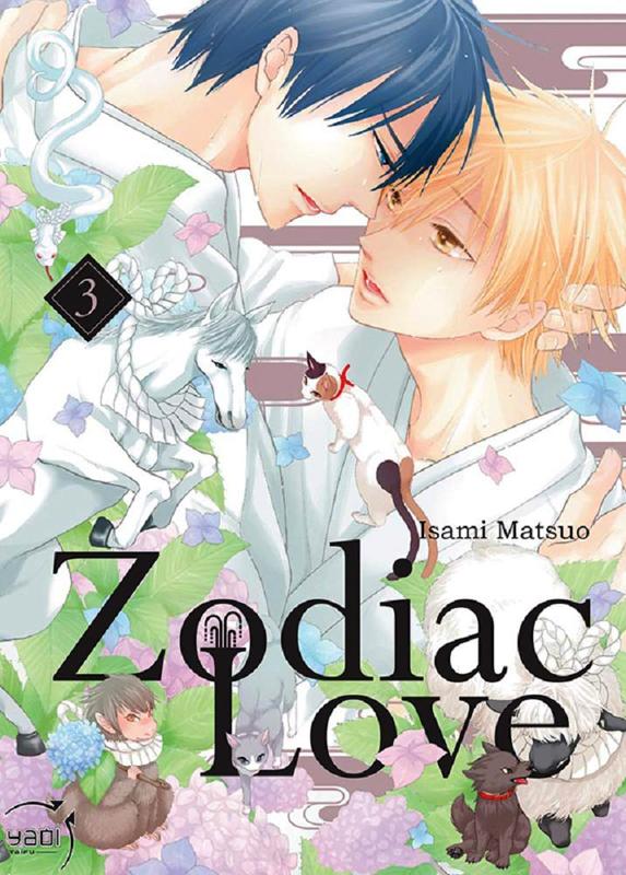 Zodiac love T3, manga chez Taïfu comics de Matsuo