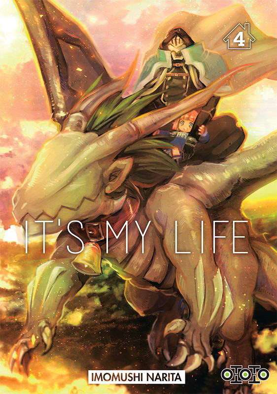 It's my life T4, manga chez Ototo de Narita