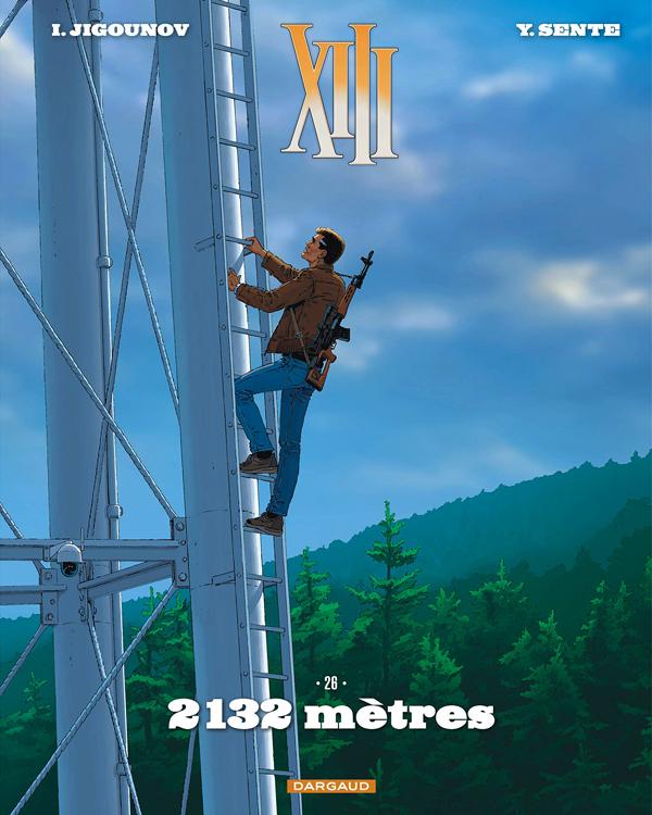 XIII T26 : 2 132 mètres (0), bd chez Dargaud de Sente, Jigounov, Tatti