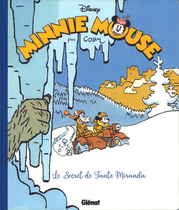 Minnie Mouse T2 : et le secret de Tante Miranda (0), bd chez Glénat de Cosey
