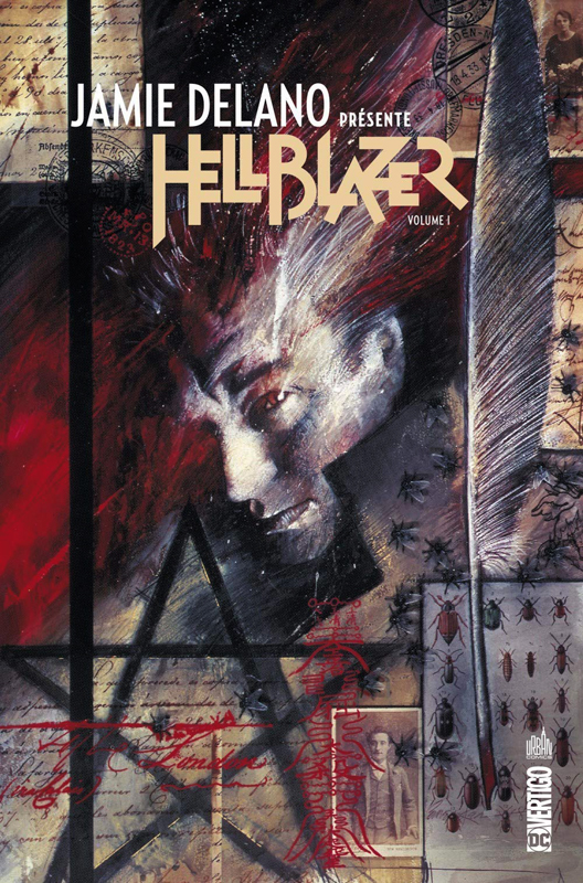 Jamie Delano présente Hellblazer T1, comics chez Urban Comics de Delano, Veitch, McCarthy, Ridgway, Buckingham, Rayner, Ewins, Alcala, Hoffman, Mandrake, Wood, Kindzierski, McKean