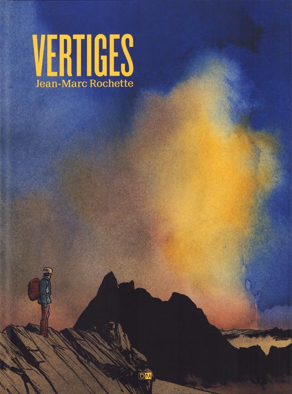 Vertiges, bd chez Daniel Maghen de Rochette