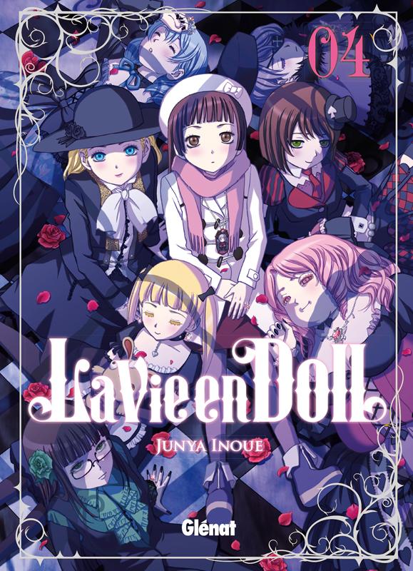La vie en doll  T4, manga chez Glénat de Inoue