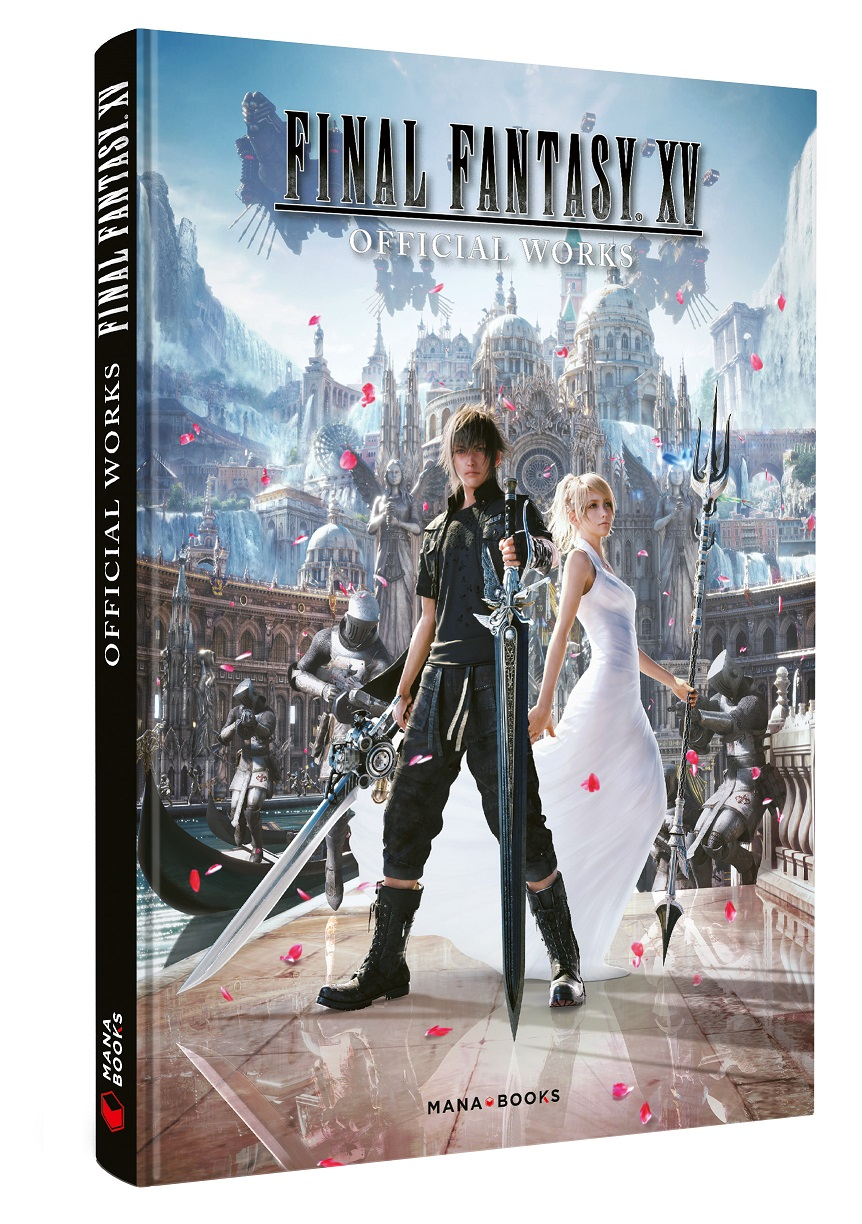 Final Fantasy XV Official Works, manga chez Mana Books de Collectif