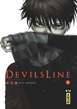 Devils line T13, manga chez Kana de Hanada