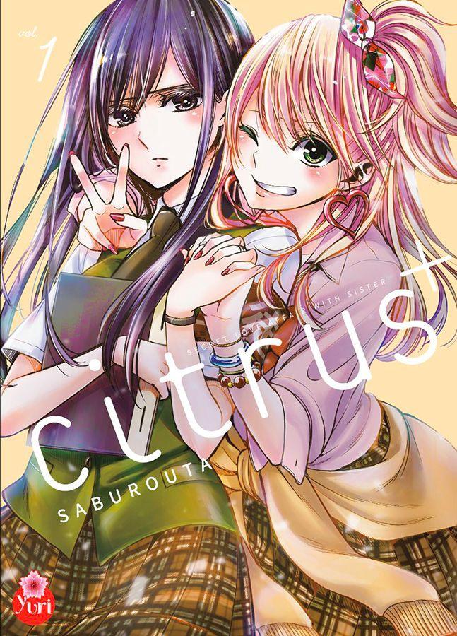 Citrus+ T1, manga chez Taïfu comics de Saburouta