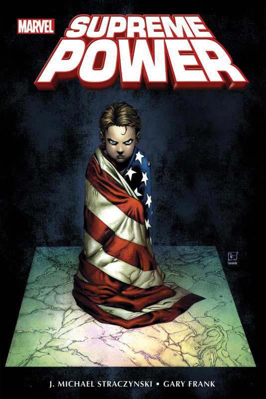 Supreme power, comics chez Panini Comics de Straczynski, Frank, Sotomayor