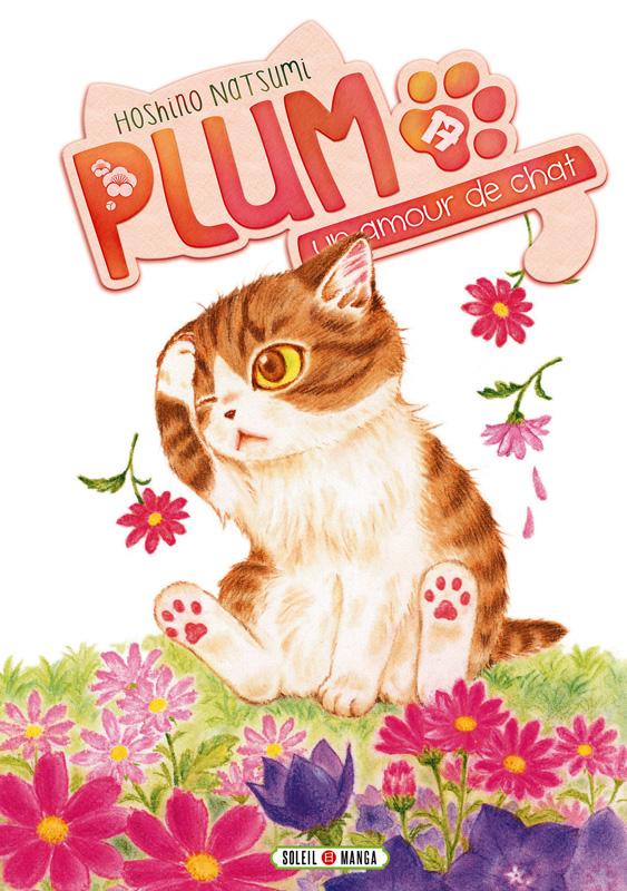 Plum, un amour de chat  T17, manga chez Soleil de Hoshino