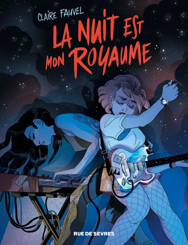 La Nuit est mon royaume, bd chez Rue de Sèvres de Fauvel