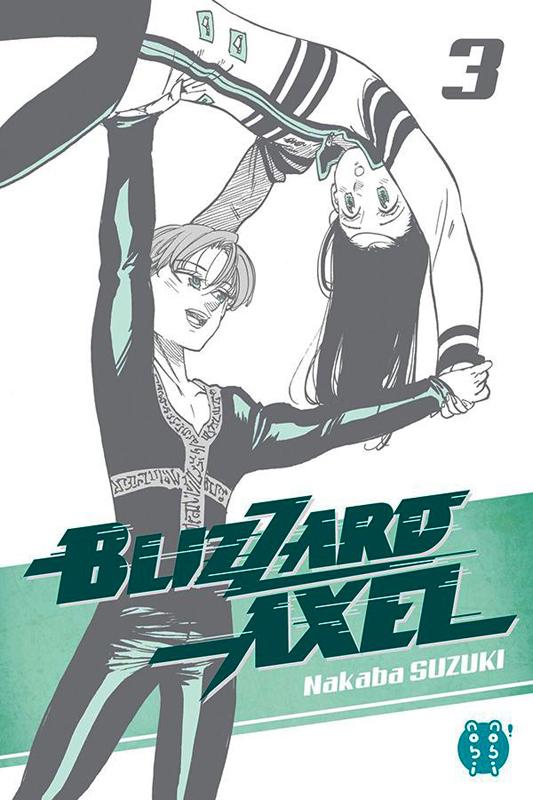 Blizzard Axel T3, manga chez Nobi Nobi! de Suzuki