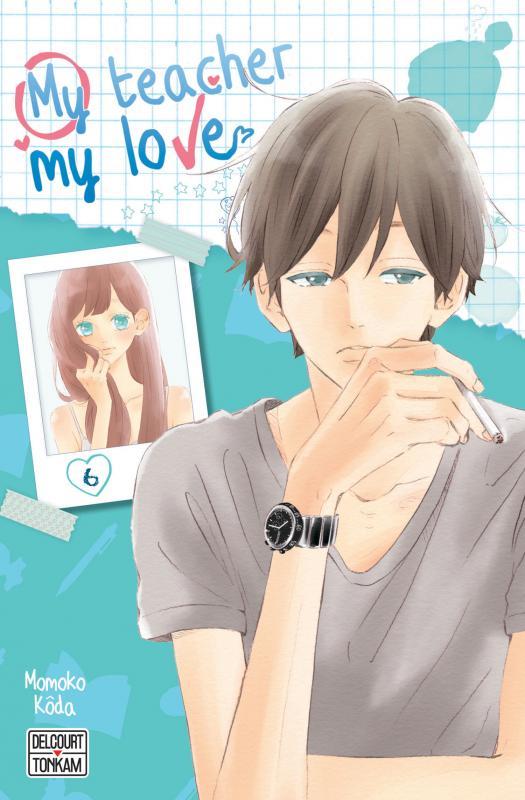 My teacher, my love T6, manga chez Delcourt Tonkam de Koda