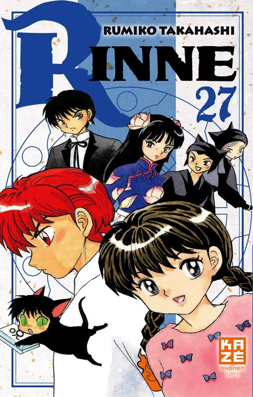Rinne T27, manga chez Kazé manga de Takahashi