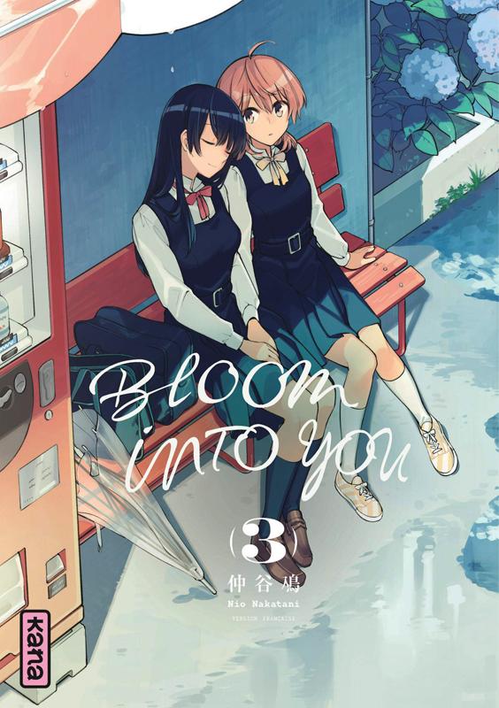 Bloom into you T3, manga chez Kana de Nakatani
