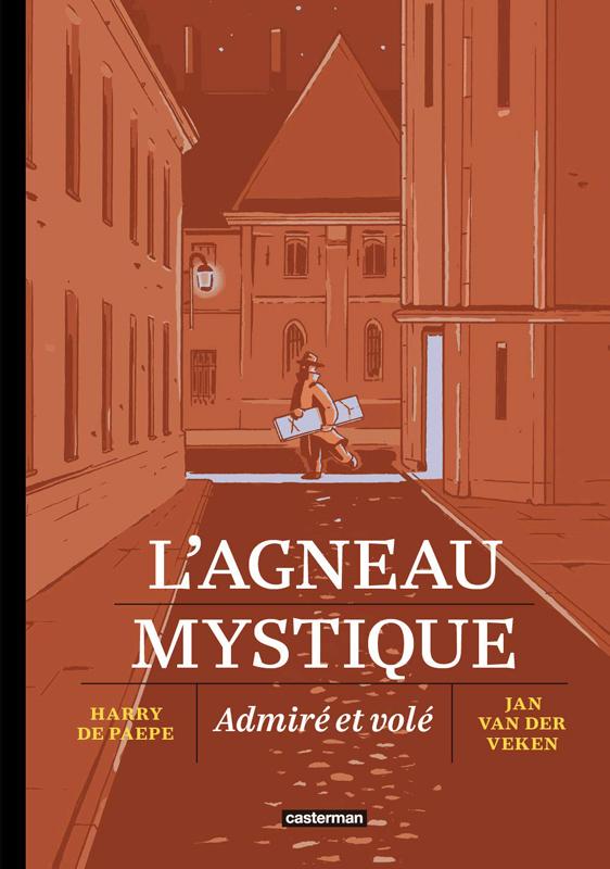 L'Agneau mystique, bd chez Casterman de de Paepe, van d Veken