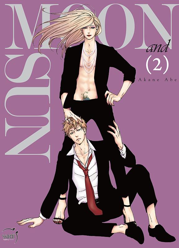 Moon & sun T2, manga chez Taïfu comics de Abe