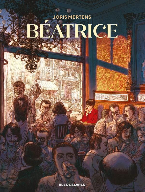 Béatrice, bd chez Rue de Sèvres de Mertens