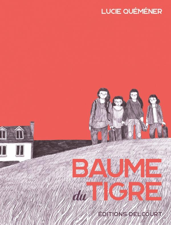 Le Baume du tigre, bd chez Delcourt de Quéméner