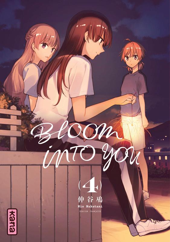 Bloom into you T4, manga chez Kana de Nakatani