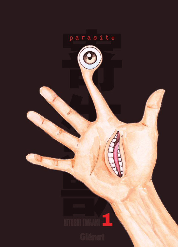 Parasite – Edition originale, T1, manga chez Glénat de Iwaaki