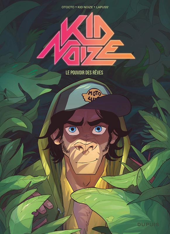 Kid Noize T2 : Le pouvoir des rêves (0), bd chez Dupuis de Noize, Lapuss', Otocto, Quentin