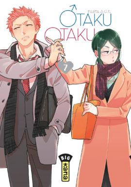 Otaku otaku T7, manga chez Kana de Fujita