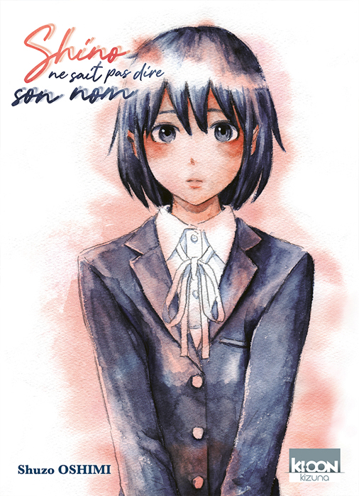 Shino ne sait pas dire son nom, manga chez Ki-oon de Oshimi