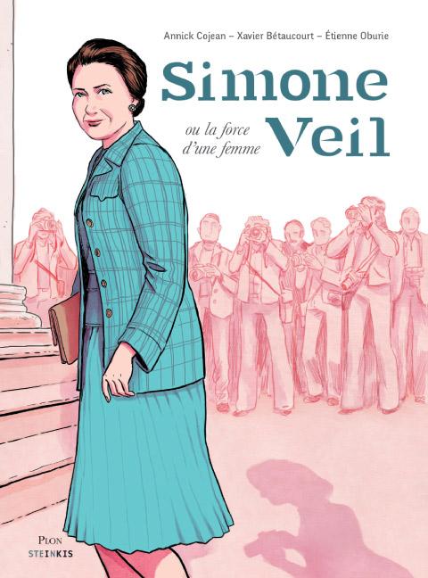 Simone Veil, bd chez Steinkis de Cojean, Bétaucourt, Oburie