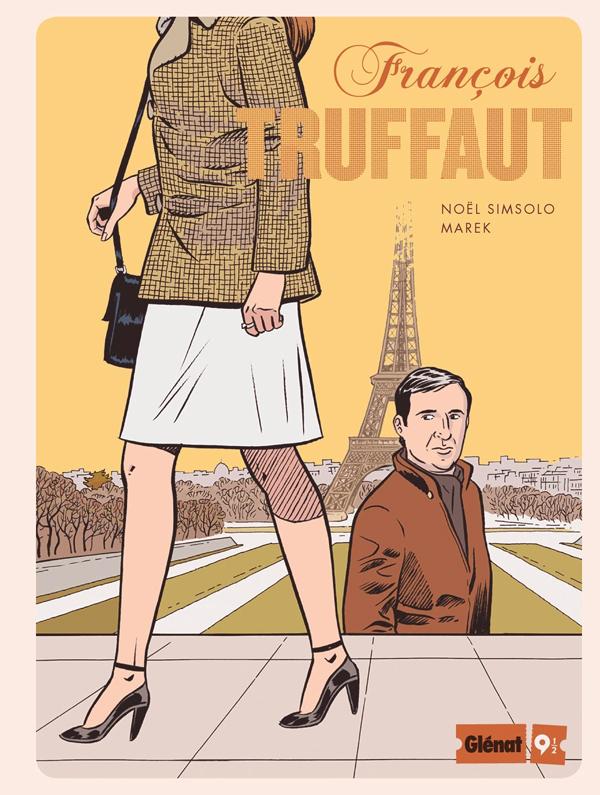 François Truffaut, bd chez Glénat de Simsolo, Marek
