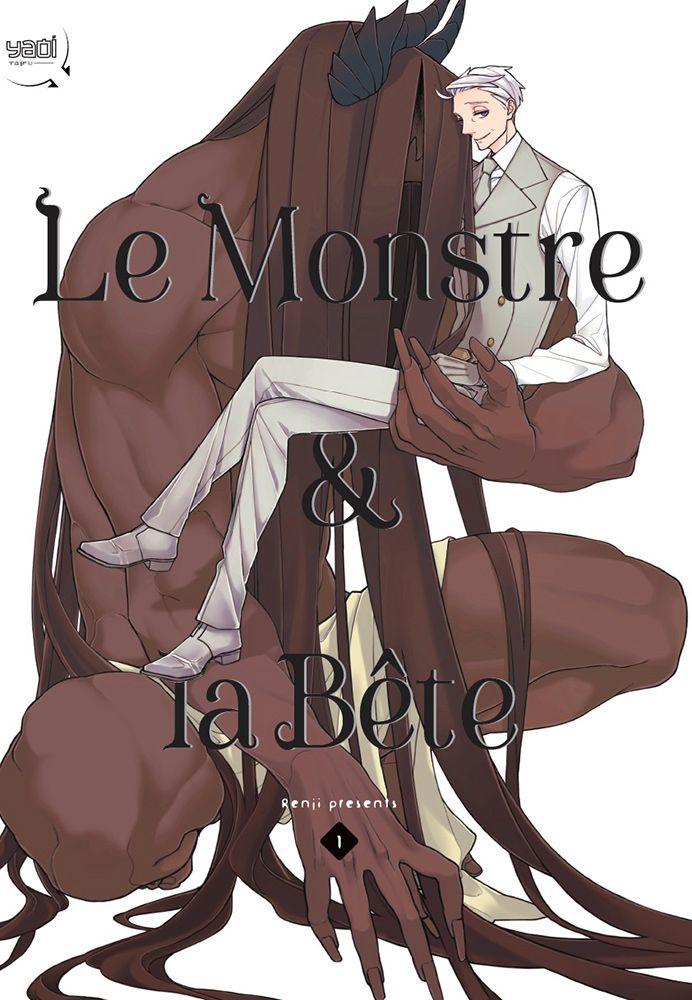Le monstre et la bête T1, manga chez Taïfu comics de Renji
