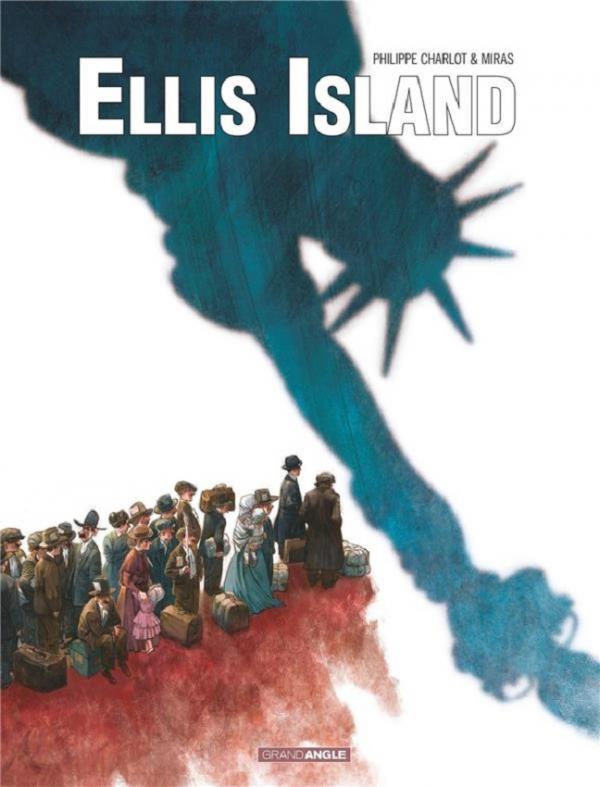 Ellis Island T1, bd chez Bamboo de Charlot, Miras