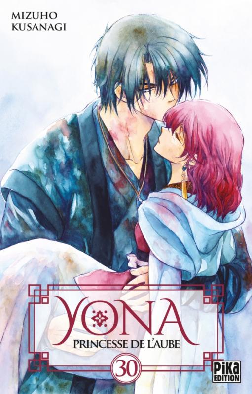 Yona, princesse de l'aube  T30, manga chez Pika de Mizuho