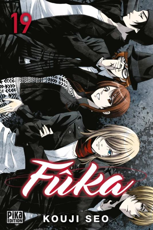 Fûka T19, manga chez Pika de Seo