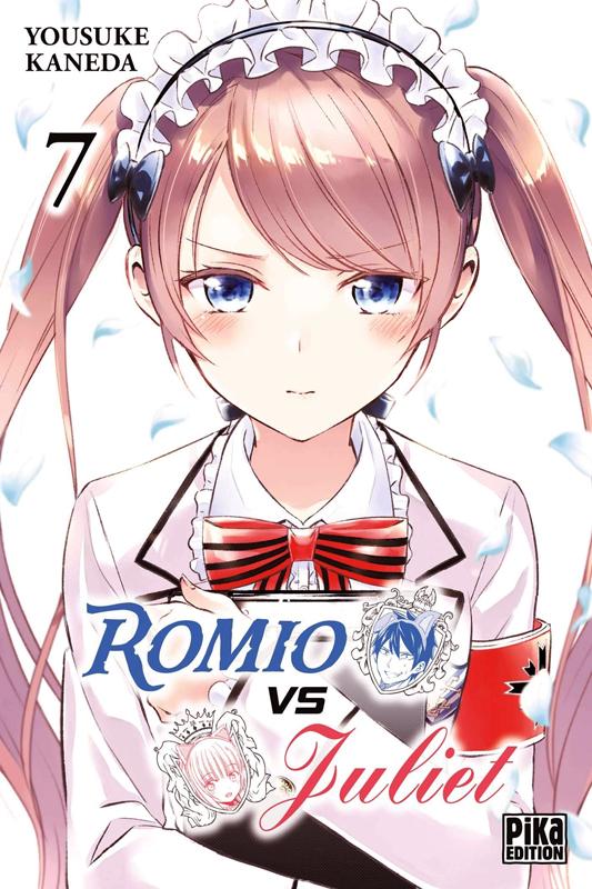 Romio vs Juliet T7, manga chez Pika de Kaneda