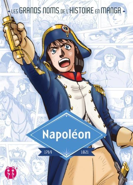 Napoleon, manga chez Nobi Nobi! de Kobayashi